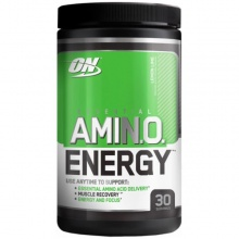 Аминокислоты Optimum Nutrition Amino Energy 270 гр