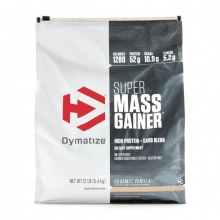 Гейнер Dymatize SUPER Mass Gainer 12 lb 5433 гр