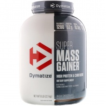 Гейнер Dymatize Nutrition Super Mass Gainer 6 lb