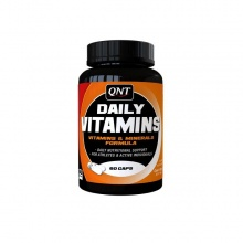 Витамины QNT Daily Vitamins 60 cap