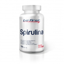 Витамины Be First Spirulina 120 табл